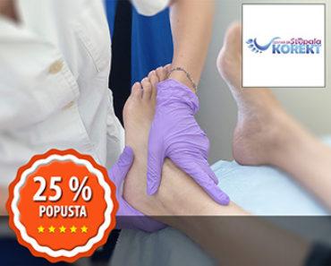 korekcija stopala